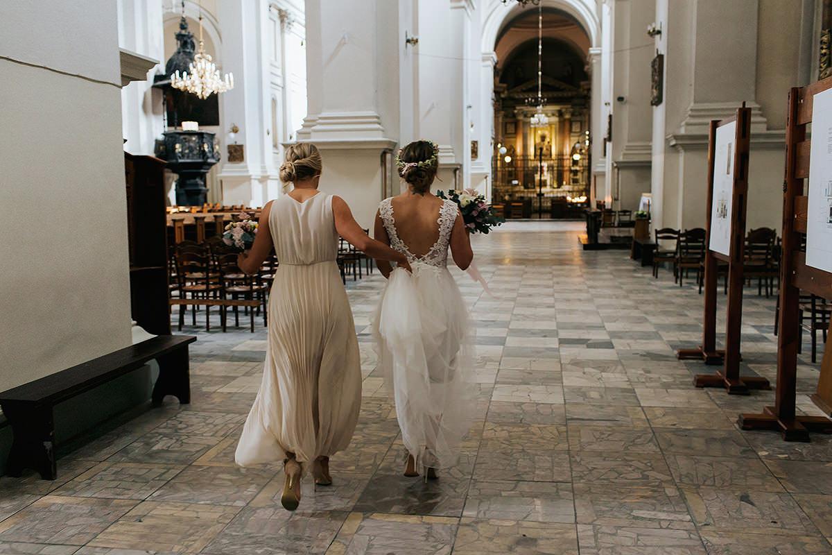 ślub Kościół Wszystkich Świętych plac Grzybowski