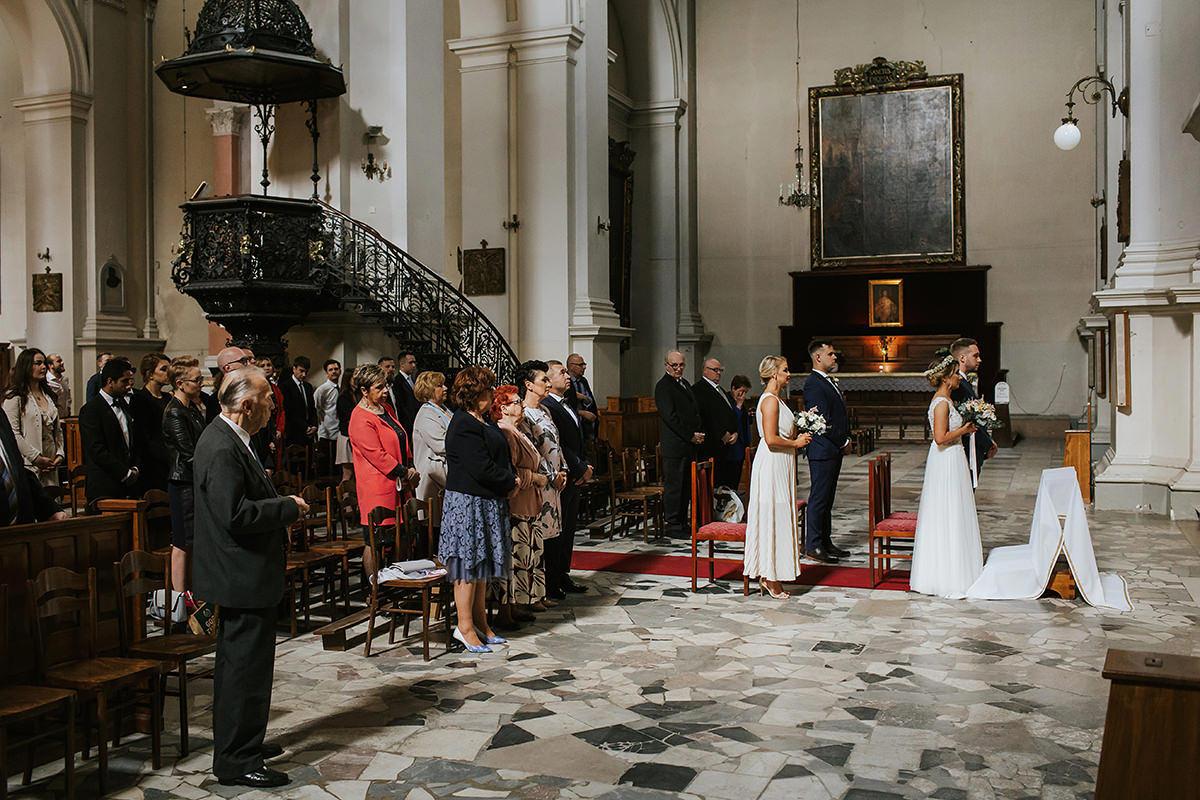 ślub plac Grzybowski fotograf warszawa