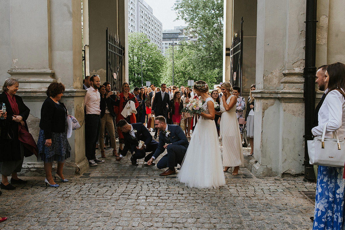 fotograf ślubny warszawa plac grzybowski