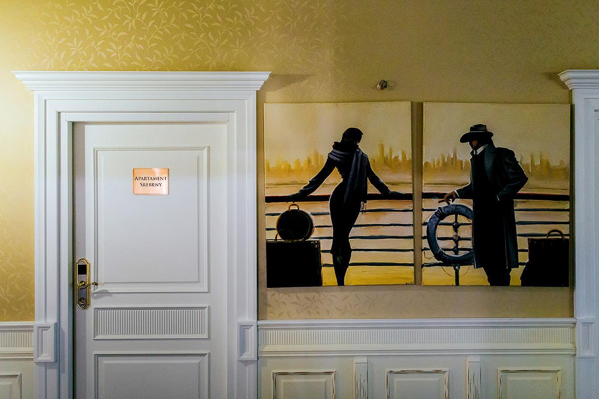 wesele pod Warszawą Zegrze hotel Parasol