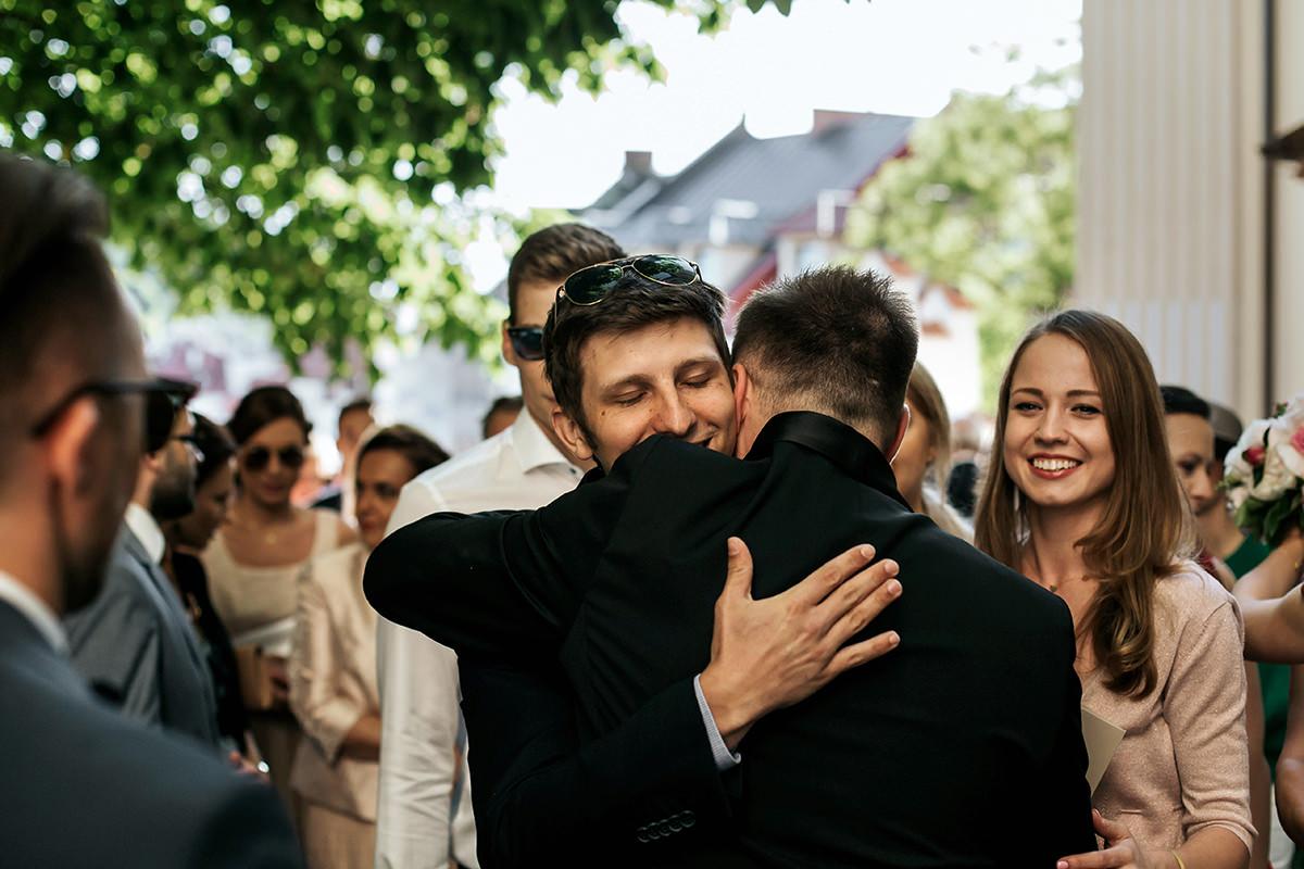 fotograf na ślub w Kołbieli